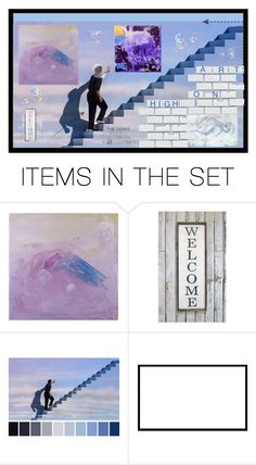"""""""Untitled #415"""" by muskrosevintage ❤ liked on Polyvore featuring art, etsy and etsyevolution"""