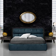 the Cake bed will impress you with its exuberant and fluffy design. Manufactured in an elegant geometry, always in combination with the delicate quilting, the Cake bed will transform your bedroom into a room of endless relaxing. #milanode #furniture #bedroom #bed #kingsizebed #superkingsizebed #handmade #plush #elegant #timeless #modern #unique #quality #design #decoration Super King Size Bed, Bedroom Bed, Geometry, Beds, Quilting, Plush, Delicate, Elegant, Decoration