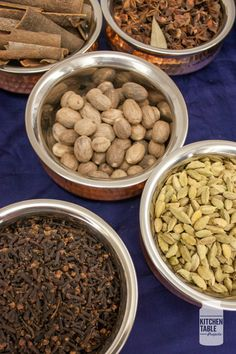 Spices from Spice Kitchen