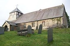 Llanbrynmair Wales. The village of my Lloyd ancestors. Rev. Rees Lloyd preached in this church before emigrating to the US in the 1790's.
