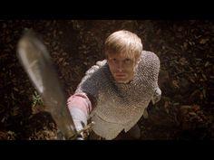 Merlin - Bradley as Arthur