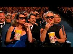 ▶ Emmys2013 - NPH vs Tina Fey and Amy Poehler - YouTube