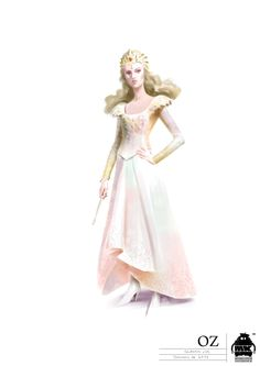 Costumes and Couture from Oz The Great and Powerful | Photos