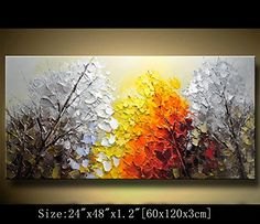 Chen Art- Abstract acrylic Paintings on Canvas Modern Can... https://www.amazon.com/dp/B06XBFWG2T/ref=cm_sw_r_pi_dp_x_7OdUybHMYT25T