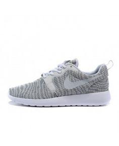 Nike Roshe Run KJCRD Light Grey White