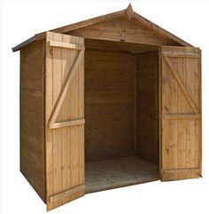 5x7 Garden Storage Shed