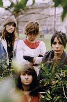 Warpaint. I LOVE them, if possible, more than any other gal on the planet Earth.