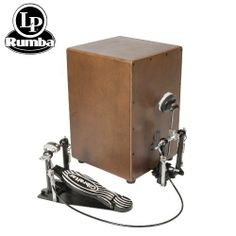 LP Rumba Cajon (LP1332) with Gibraltar Cajon Pedal - Mocha Finish by LP Rumba. $199.98. The LP Rumba Cajon features Siam Oak sound board, all wood construction and three internal sets of snare wires for extra sensitivity and sound control. Paired with Gibraltar's Cajon pedal, this cajon is transformed into an acoustic bass drum. This Cajon Pedal combo is perfect for drum set players; it allows you to play traditionally with your foot righty or lefty opening more...