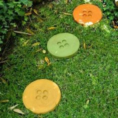 Play Garden Ideas Stepping Stones_16