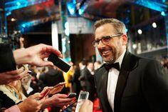 Steve Carell | BAFTA  Red carpet photography at the EE British Academy Film Awards in 2015  © BAFTA/Jonathan Birch