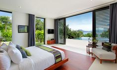 Villa Padma 11 Exotic Thailand Villa Unveiling Panoramic Views of the Phuket Foothills