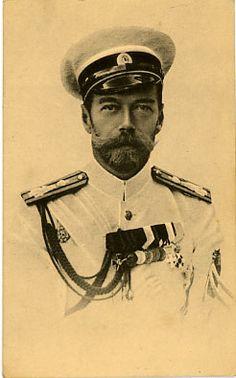 Tsar Nicholas II ⚓the coastal agrarian