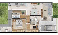 Casa de condomínio de 89 m² com piscina em Industrial, Londrina - ZAP IMÓVEIS