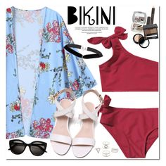"""Bikini set"" by oshint ❤ liked on Polyvore featuring Charlotte Russe"