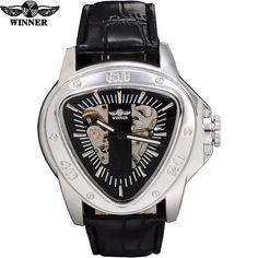 A watch by Winner for winners #watches #giftsformen #giftsforhim #coolstuff