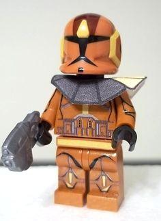 lego star wars the clone wars mocs | Lego Custom Star Wars Clone Wars Commander Jet!!