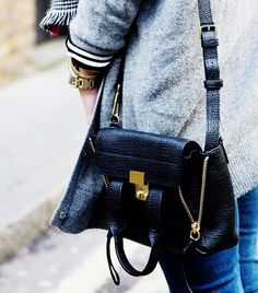 @Who What Wear - The Most Important Style Skills You Should Master By Age 30! Mini version of my bag- cuteeee