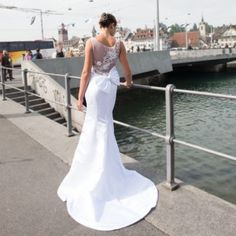 Super sexy mermaid wedding dress
