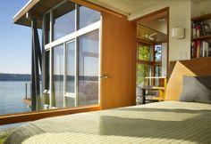 Vashon Island Cabin by Vandeventer   Carlander Architects