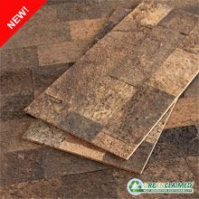 Meadow Designer Cork Wall Panel - Cork Wall tiles could be used as feature wall or bulletin board areas.