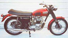'65 Triumph Bonneville 650