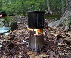 Every year, I like to recognize the piece of new gear that has had the greatest transformational influence on my enjoyment of hiking and backpacking. This year's winner is the Solo Wood Stove