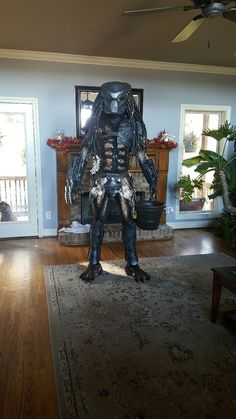 Post with 6249 votes and 583765 views. Shared by zmnypit. Friend spent months creating a predator costume from almost scratch. & Make Your Own Predator Costume - DIY Costume Squad - YouTube ...
