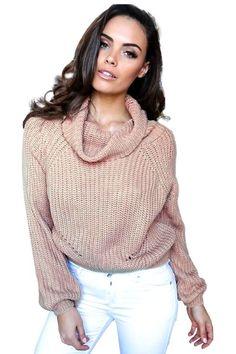 pull-femme-pas-cher-col-roule-corail-tricote-en-laine.jpg (400×600)