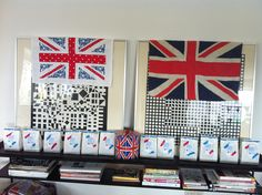 Give aways, via Flickr. British Flags