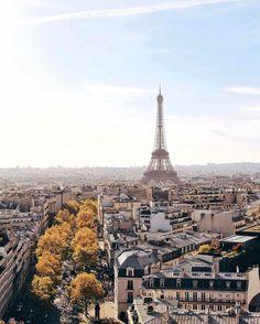 Paris, France - Marta Tryshak, WithLoveGabrielle.com