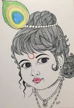 Krishna Drawing Photographs     In this article, you can see photos & images. Moreover, you can see new wallpapers, pics, images, and pictures for free download. On top of that, you can see other  pictures & photos for download. For more images visit my website and download photos.