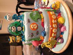 Octonauts birthday cake!!!