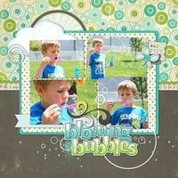 A Project by digiferfer from our Scrapbooking Gallery originally submitted 03/08/11 at 12:13 PM