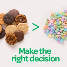 Make the right decision this Valentine's Day