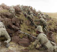 Military Photos, Military Art, Military History, Military Uniforms, World War I, World History, South Afrika, British Armed Forces, Canadian Army