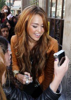 Miley Cyrus, hair, beauty
