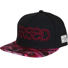 Cayler & Sons Cap Greed black/red ★★★★★