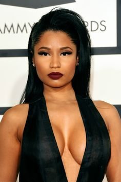Nicki Minaj Makeup, Hair, Beauty Looks Nicki Minaj Makeup, Nicki Minaj Hairstyles, Nicki Minja, Nicki Baby, Divas, Black Barbie, Beautiful Black Women, Gorgeous Girl, Woman Crush
