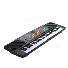 54 Keys Music Electronic Keyboard Electric Piano For Kids Gift Toy