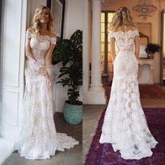 Bri V G is part of Mom wedding dress - V Neck Wedding Dress, Luxury Wedding Dress, Fall Wedding Dresses, Wedding Dress Styles, Wedding Gowns, Bardot Wedding Dress, Lace Weddings, Marie, Inspiration