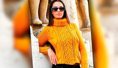 Image result for hand knitted fashion sweaters