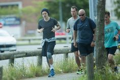 | HARRY STYLES GOES RUNNING WITH BODYGUARDS DURING DUNKIRK FILMING! | http://www.boybands.co.uk