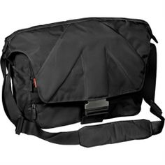 Manfrotto Bag Messenger Unica V Black Professional Camera Bag - Camera Bags-Digital Camera & Video - TopBuy.com.au