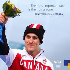 After a teammate gave him a spot in the race, Denny Morrison won Silver. Visa Canada, I Am Canadian, World View, Olympians, World Cultures, Embedded Image Permalink, Athlete, Champion
