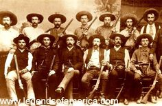 The Original Texas Rangers