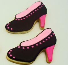Flour Box Bakery — High Heel Shoes (Pair)