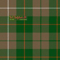 MacKinnon Hunting (Ancient Colours) Tartan
