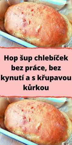 Czech Recipes, Hamburger, Bread, Homemade, Pizza, Baking, Health, Food, Home Made