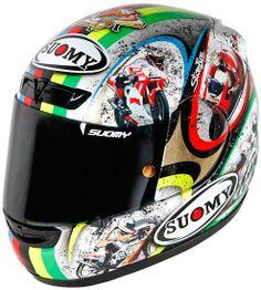 Suomy Apex Helmet - Capirex