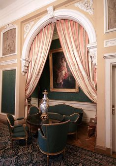 Royal Russia News: The Vladimir Palace - Residence of the Grand Duke Vladimir Alexandrovich in St. Petersburg